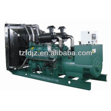 China manufacturer 750KVA Wudong diesel generator set with CE and ISO certificate