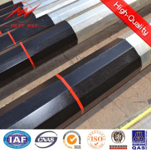 3mm Multi Side 10m Steel Gate Pole with ISO Certification