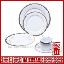 Porcelain tableware dinner set
