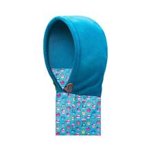 outdoor custom logo winter hat knitted neck warmer