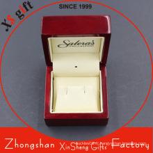 Promotion Custom Packaging Jewelry Box en bois