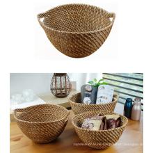 (BC-R1010) Pure Manuelle Handwerk Natürliche Rattan Korb