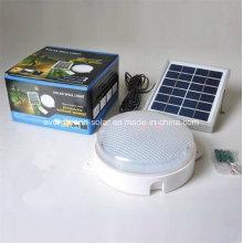 LED de luz de calle solar de energía del panel solar de iluminación de calle