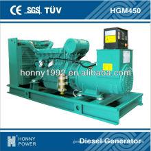 400KVA Googol 60Hz power generation, HGM450, 1800RPM