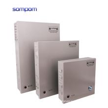 SOMPOM high efficiency 12V 5A 9Ch CCTV Power Supply for cctv camera