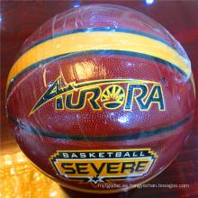 Baloncesto personalizó la calidad de desgaste-Resistencia 12pieces barato 4 # 5 # 6 # 7 # Sg0026 Baloncesto de la PU