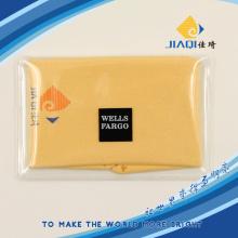 Ткань для очистки с ПВХ-упаковкой