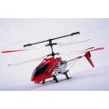 3.5ch RC Helicopter with Gyro (Red)