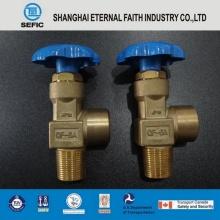 Valve cylindrique industrielle haute pression (QF-6A)