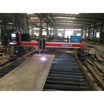 CNC metal gantry type cutting machine plasma