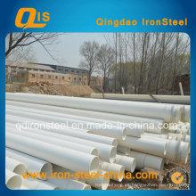 Tubo de PVC de primera calidad para riego agrícola