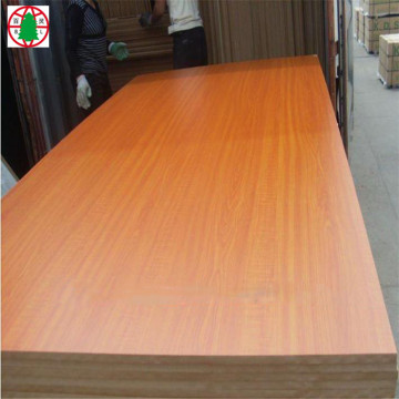 Melamine laminated mdf board for cabinet