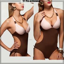 Reizvoller Preis-reizvoller Frauen-Strand-Badebekleidungs-Bikini