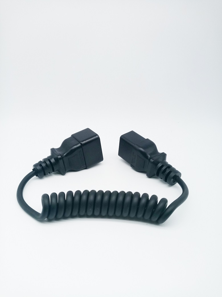 C19 To C10 Power Cord