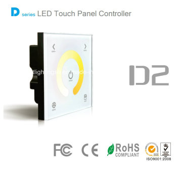 Wall Mounted Touch LED Color Temperature Adjustable Controller
