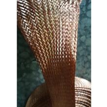 Manga de cabo elétrico de cobre durável