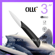 3'' Ceramic paring knife kitchen accessory