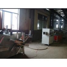 Linha de produção da tubulação de mangueira do PVC / máquina da extrusora