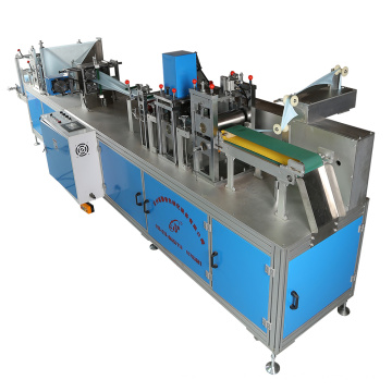 Qualified Disposable Surgical PE Shoe-Cover Making Machine