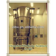FBG fluid bed infusion granulator