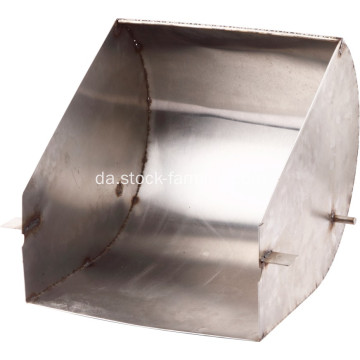 Rustfrit Stål Grise Feeding Trough Sow Feeder