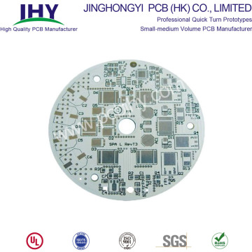 2-laags aluminium basis LED PCB-fabricage