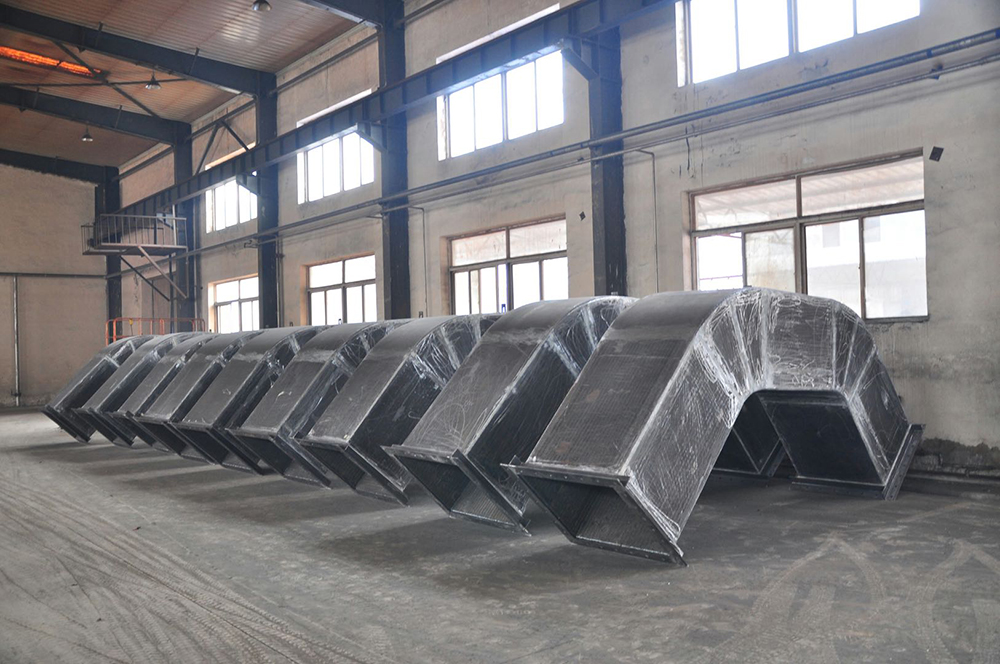 Coal Powder Transposition Hopper