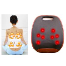 Massagem massageador shiatsu amassar aquecimento massageador