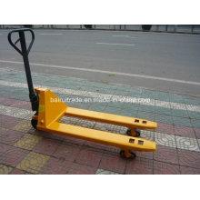 Cholift Грузоподъемника 2,5 тонн Ручная гидравлическая тележка с колесом PU