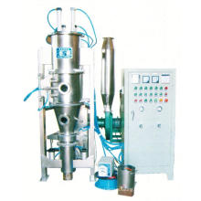 2017 FL series boiling mixer granulating drier, SS polymer systems granulators, vertical laboratory drying ovens