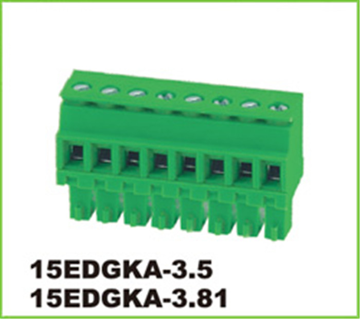 Pcb Connectors 3.81mm Pitch