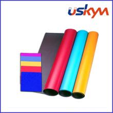 Couleurs Aimants flexibles en PVC Aimant en caoutchouc (F-001)