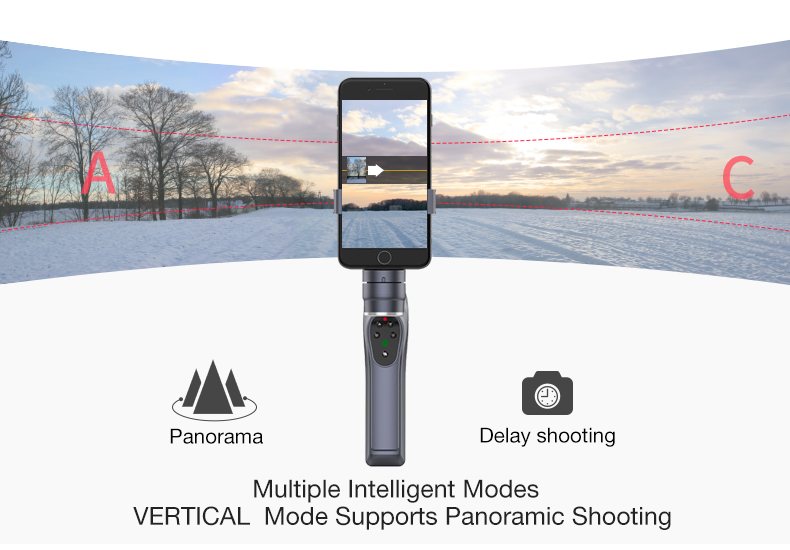 Handheld Gimbal for Iphone