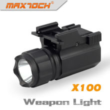 Maxtoch X100 Military Flashlight With CREE R5 280 Lumens LED Weapon Light
