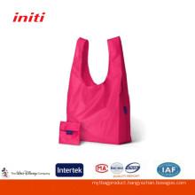2016 Factory Sale High Quality Cheap Nylon Foldable Shopping Bag
