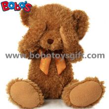 Toy Bear Personalized Gift Plush Stuffed Shy Teddy Bear Toy
