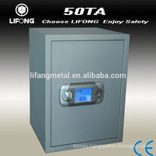Fashion style electronic LCD touch screen safes for home and office