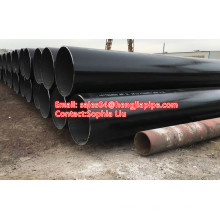 API 5L X56 LSAW steel pipes