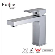Haijun 2017 Nuevo calentador de agua instantáneo solo grifo del lavabo de la cascada del agujero para los cuartos de baño