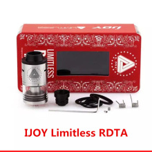 Rdta Rebuidable Tank Atomizer for Ecig with Black Color (ES-AT-034)