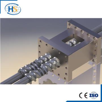 Barillet à vis et élément pour machine à extrusion