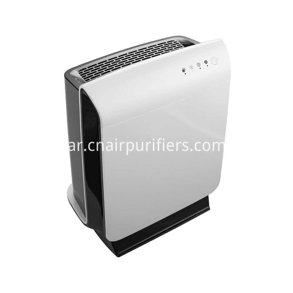 Hepa Air Cleaner Remove Odor Kj1201e