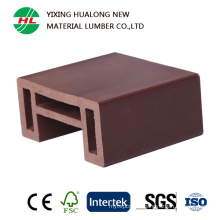 Wood Plastic Composite Decking Floor 'for Outdoor Use (HLM69)