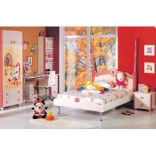 Single Bedroom Furniture Set (WJ277522)