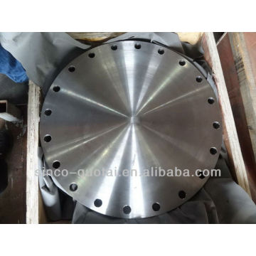 Bride aveugle en acier inoxydable ANSI B16.5 Fabricant