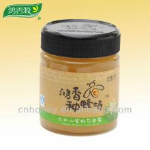 natural mature cream honey