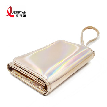 Designer Card Holder Wallet with Coin Pocket