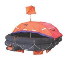 inflatable life raft, davit-launched life raft,25 persons viking life raft