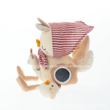 Atividade Plush Hen-Organic Cotton Collection