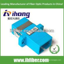 SC atenuador de fibra óptica fixo